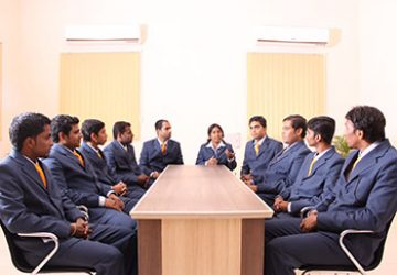 great infrastructure mba colleges in coimbatore, wisdom,